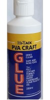 Hi-Tack PVA Craft Glue 250ml