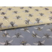 The Little Johnny Range Digital Cottons Bees