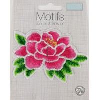 Iron or sew on Motifs-Roses 2