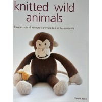 Knitted Wild Animal