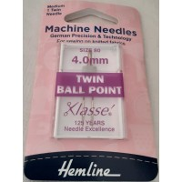 Twin Ball Point Needle
