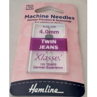 Twin Jeans  4mm