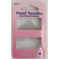Hand Needles -Quilting/Betweens Size 8